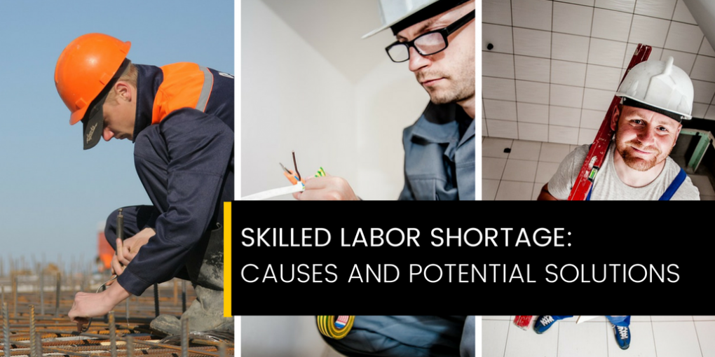 Skilled Labor Shortage
